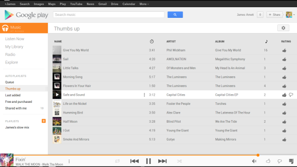 google-music-all-access-auto-playlist